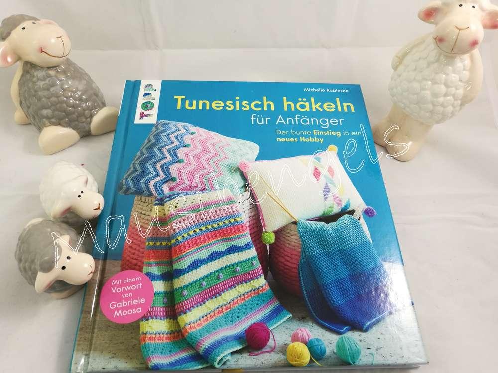 Tunesisch Häkeln Für Anfänger Mausibengels