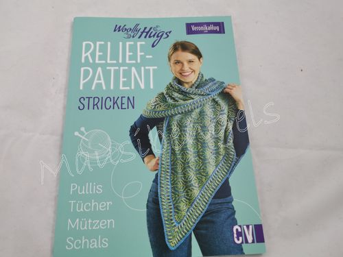 Wolly Hugs Relief - Patent stricken